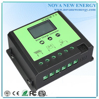 50a 48v solar charge controller with multi-function protection
