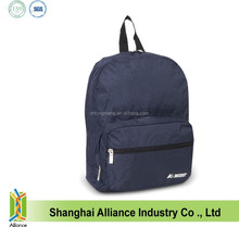 Outdoor pack sports school plain back bag