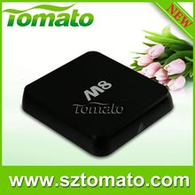 Amlogic Quad Core TM8 harga price android mini pc Android Smart TV Box