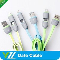 Top Selling USB line in adapter, Micro USB OTG With Power Cable