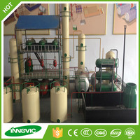 High Oil Output Waste Oil To Diesel Processing Plant