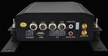 SD Card Mobile DVR SD Car 4CH DVR