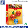 Charming holiday Eco-friendly paper gift bag with high end machine price