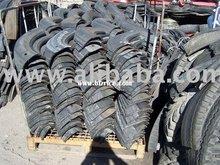 Scrap cut tires