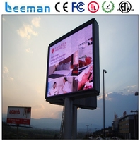 roadside led sign led taxi top advertising outdoor information displays p10 p16
