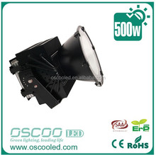 500w LED flood light led gas station light 500W IP65 led football field lighting