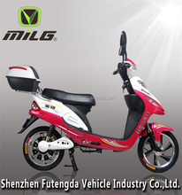 2016 new 350W 48V 2 wheel electric bike/scooter/motorcycle