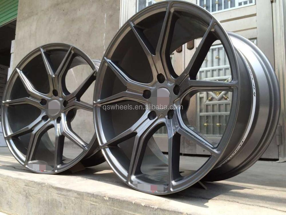 New Designs Car Alloy Wheels 19 Inch 5x114 3 Replica Wheel