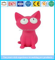 Money Box for wholesale, CAT NOVELTY MONEY BOX, Kids cheap plastic piggy banks
