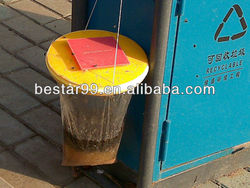 Plastic disposable Fly Trap /hanging fly trap