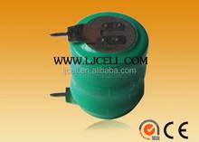battery 3.6 button cells pack nimh 80H batterias
