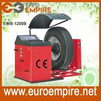 car tyre service station equipment/wheel balancer EWB-1200B