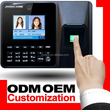 Fingerprint Time Attendance machine with HD Camera & Access Control