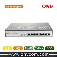 Gold Supplier With 8 PoE Ports NVR Dahua CCTV