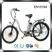 2015 popular nice design 26inch 250w mountain ebike kit with battery