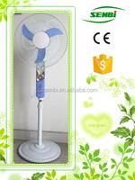 12v dc pedestal fan specification battery solar power emergency solar led lighting stand fan