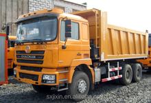 SHACMAN 380hp 6x4 Tipper Truck Cheap Dumper Trucks