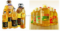 Automatic Sunflower Oil / Vegetable Oil Fill Seal Machine
