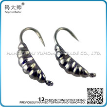 Colorful tungsten shrimp/scud body, tungsten beads for fly fishing