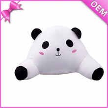 To Be Relaxed By Cute Plush Backrest Cushion, Plush Cushion, Plush Animal Shaped Cushion