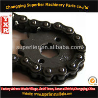 Professional produce motor sprockets and chains,XR200 STANDARD sprocket,420 and 428 chains sprocket motorcycle