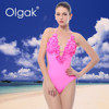 Olgak Sexy Young Girls Bathing Suit One Piece Swimsuit