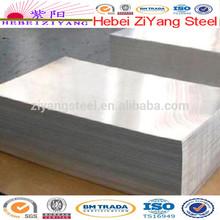 ss400 a36 q195 q235 q345 de alta resistencia de acero al carbono placa de acero laminado en caliente la placa