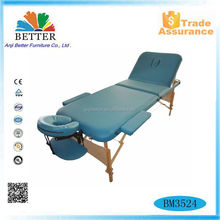 Best olding facial bed luxury massage table