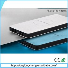 Q7 For android iphone 10000mah wireless charger from china wholesale market agents
