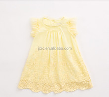 High quality baby girl party dress children frocks designs factory wholesale