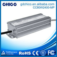 CC-80W2400-MP 80W 2400ma constant current dimmable led driver