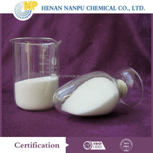 drag reducer Anionic polyacrylamide pam for crude oil