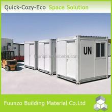 Convenient Portable Storage Container House for Sale