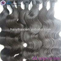 Factory Wholesale Unprocessed Hair/angel curl hair weave