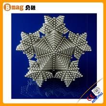 Super educational 5mm magnetic balls for child