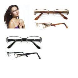 2015 hotsell women men quality memory eyewear optical frame with spring hinge