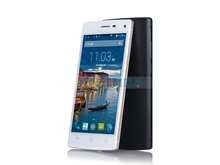 Español 5 pulgadas precio bajo Octa core smartphone C8000 con marco del oro