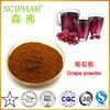100% natural organic grape seed powder