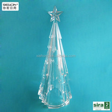 New design top quality orange christmas tree decorations, christmas tree toy