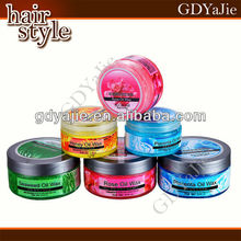 Perfect professional hair wax with 100% nature plant essence