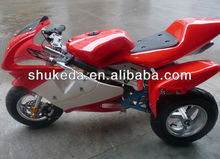 350W three wheel electric pocket bike for kids