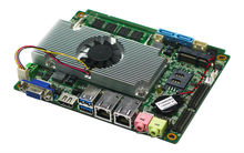 low power pos mainboard12V DC motherboard with intel core dual-core i3-2310 cpu 2.4ghz