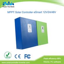 Digital tube diaplay 30A solar pv power mppt regulator controller