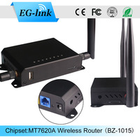 Best Long Range 1000mw Wireless Router with SIM&SD card slot
