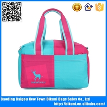 Girls shoulder hand bags with bright colour Cheap hand shoulder bag
