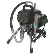 Spray Painting machine with sprayer gun and spraying nozzles