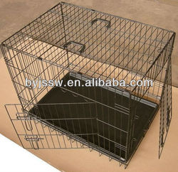 Metal Wire Pet Cage For Dogs
