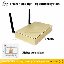 zigbee system host for smart home led light controller