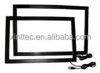 """24"""" IR multi touch screen overlay kit/ multi touch screen panel kit/multi touch frame for lcd monitor"""
