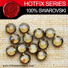 Specialized Swarovski Elements Jonquil SATIN (213 SAT) 20ss Crystal Iron On Hotfix